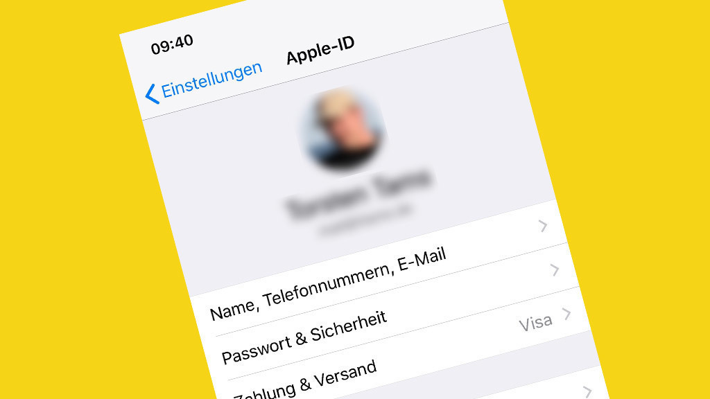 Reimpostazione della password dell'ID Apple: ecco come puoi reimpostarla