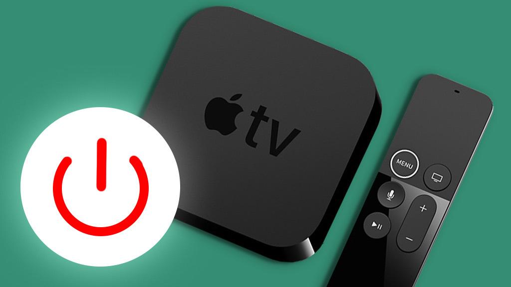 turn off apple tv