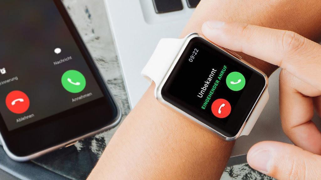 Come fare una chiamata con l'Apple Watch?