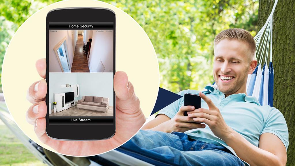 Usare un cellulare come telecamera di sorveglianza - come funziona