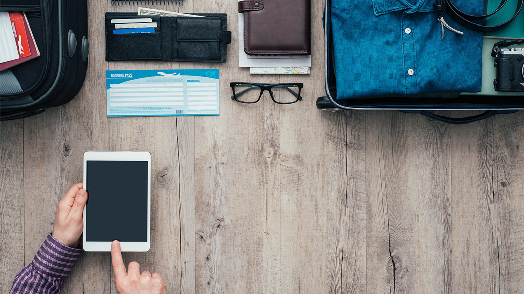 Tablet im Handgepäck - Wohin mit den elektronischen Geräten